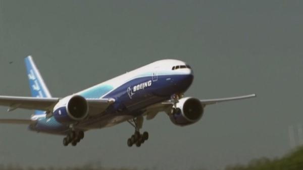 Ұлыбританияда Boeing 777 ұшағының ұшуына тыйым салынды
