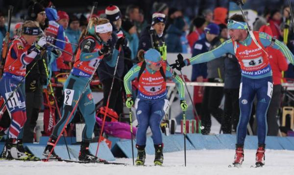 IBU қазақстандық биатлоншыларды ақтап шығарды