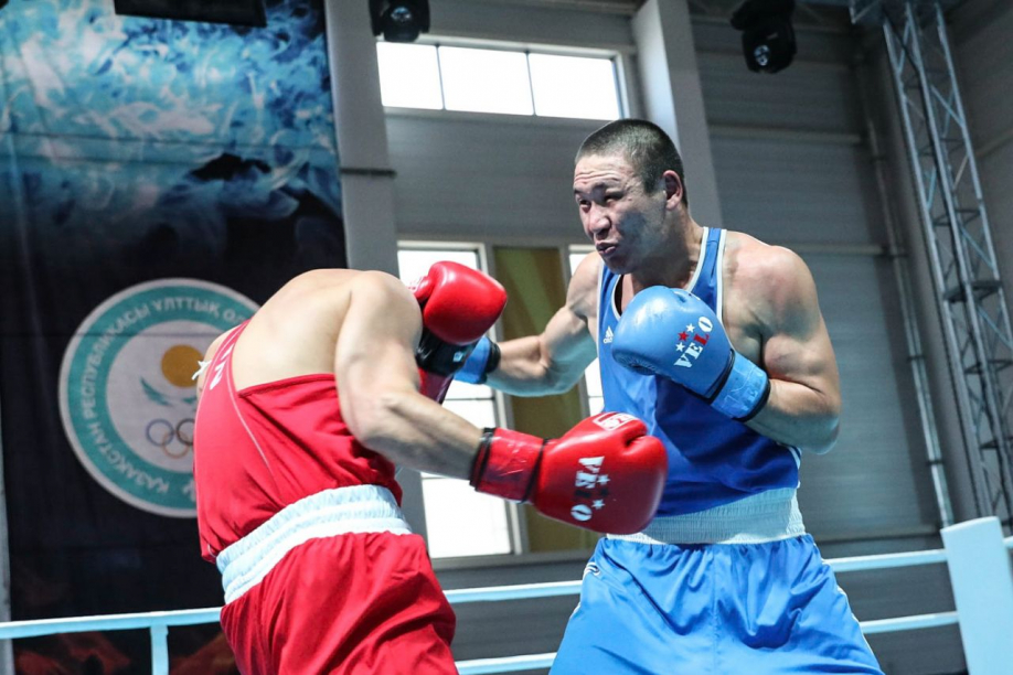 Занальныи казахстана по боксу