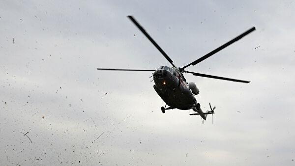 Түркияда әскери тікұшақ апатқа ұшырап, 9 адам қаза тапты