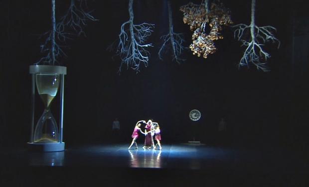 В «Астана Опера» прошла премьера «Вечера современной хореографии»