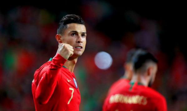 Роналду Еуропа чемпионаты іріктеуінің сұрмергені атанды