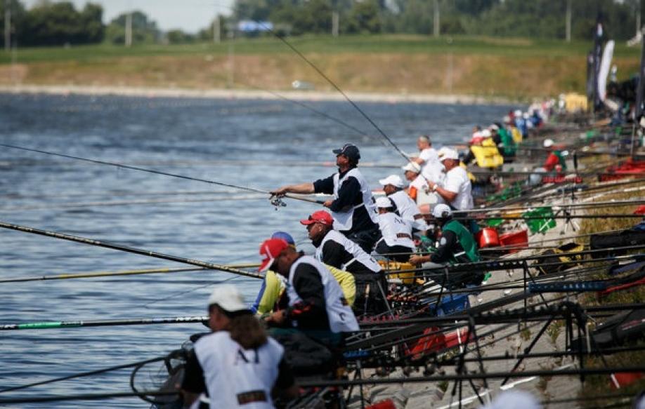 соревнования по рыбалке в омске