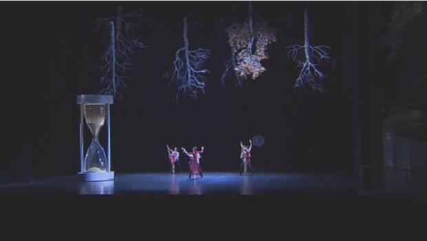Мировая премьера на сцене «Астана Опера»