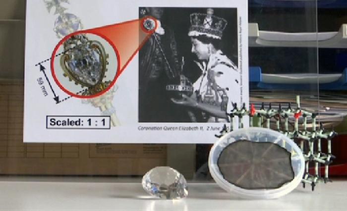 В Германии ученые создали самый крупный в мире искусственный бриллиант