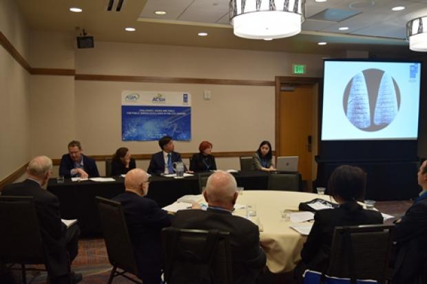 АҚШ-та Алихан Байменовтың қатысуымен Астана хабының сессиясы өтті