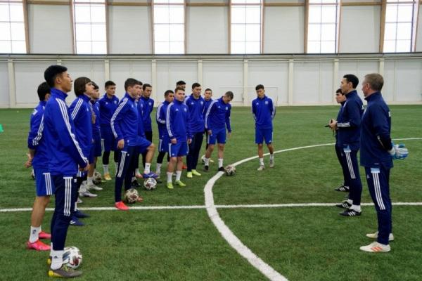 Футболдан Қазақстан жастар құрамасы халықаралық турнирге қатысады