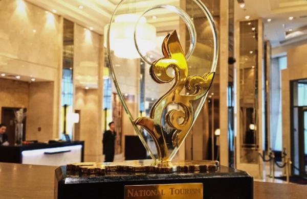 National Tourism Awards 2019 جۇلدەسىنە داۋىس بەرۋ بۇگىن اياقتالادى