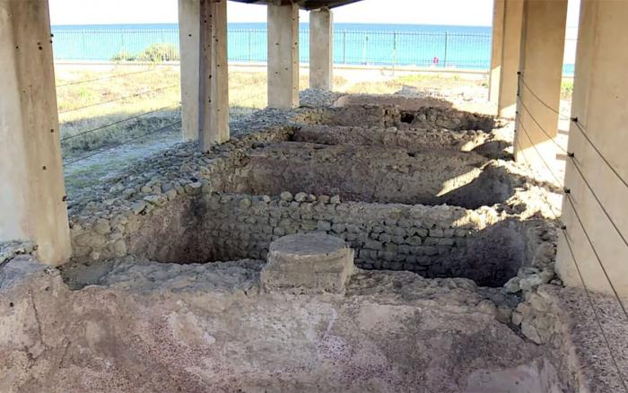 Археологи обнаружили древний город, затопленный после цунами