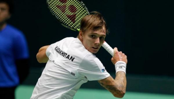 Александр Бублик Сингапурдағы турнирдің жұптық сынында жеңіліп қалды