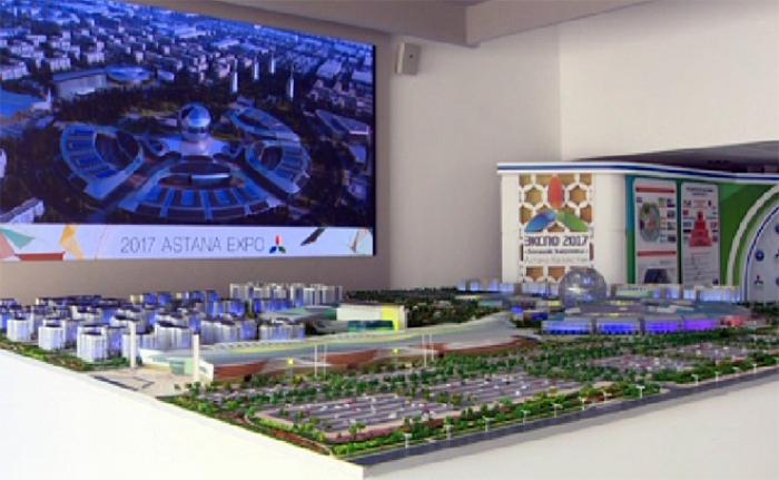АО «НК «Астана ЭКСПО-2017» объявляет телеконкурс «Энергия будущего»