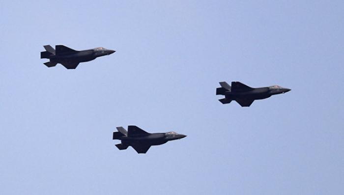 Израиль нанёс удары по сектору Газа в ответ на выпущенную ракету