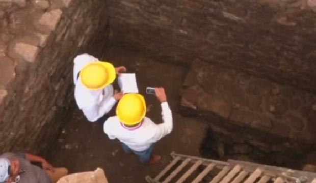 Мексикада ежелгі пирамида табылды