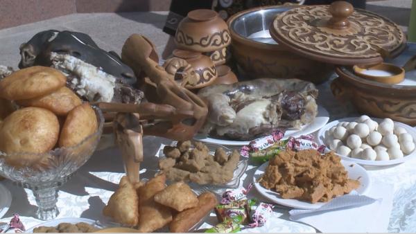 Шымкентте «Қазақ дастарханы» фестивалі ұйымдастырылды