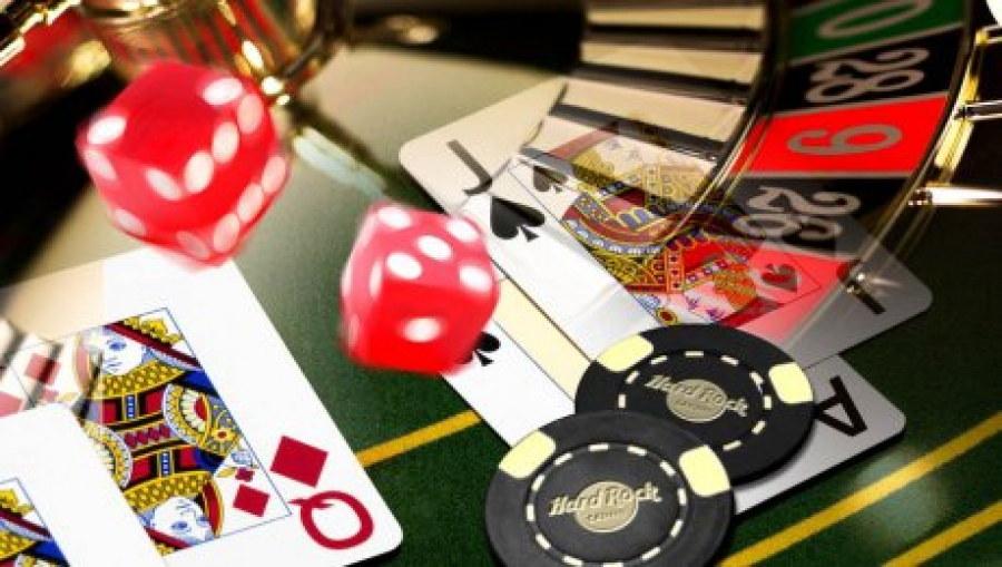 An online casino louis boutin poker