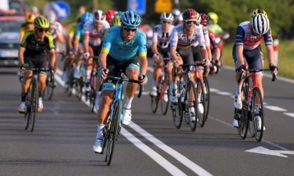 «Астана» велокомандасы Түркиядағы көпкүндік жарысқа қатысады