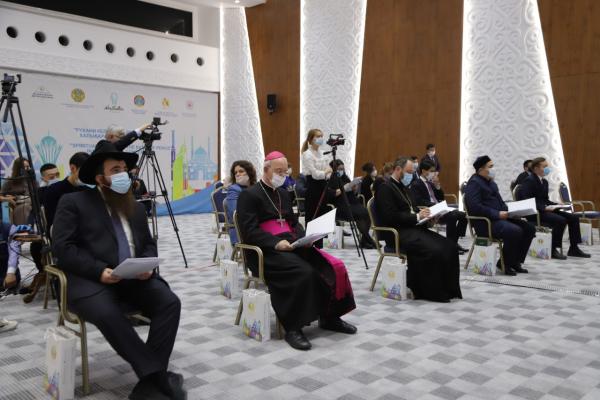 Елордада «Рухани келісім – бейбітшілік негізі» атты халықаралық конференция өтті
