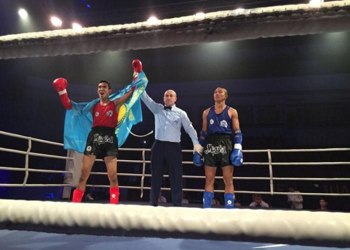 Сборная Казахстана по муай-тай завоевала 2 золота на Кубке мира