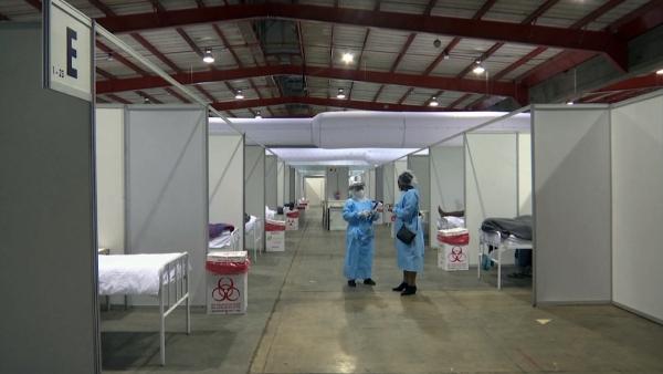 Оңтүстік Африка Республикасында карантин орталығы ашылды