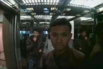 Установлена личность вандала в лифте в Астане
