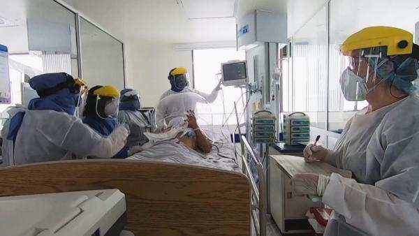 Колумбияда коронавирус дерті ушығып барады
