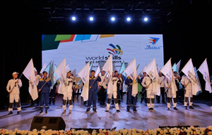 Чемпионат «WorldSkills Nur-Sultan-2019» стартовал в столице