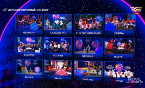 Видео выступлений всех участников Junior Eurovision 2020