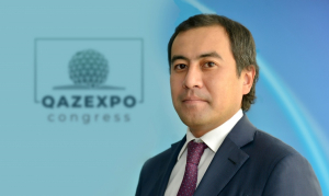 Аллен Чайжунусов назначен председателем правления АО «НК «QazExpoCongress»