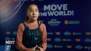 Участница Junior Eurovision-2020 Каракат Башанова | NEXT